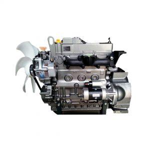Motores para miniexcavadora