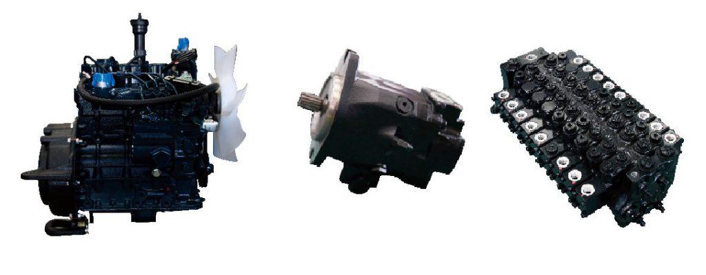 Motor EX15E